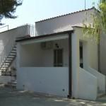 Appartamentino indipendente n° 5 situato nella località montincello, tra vieste e peschici nel gargano.