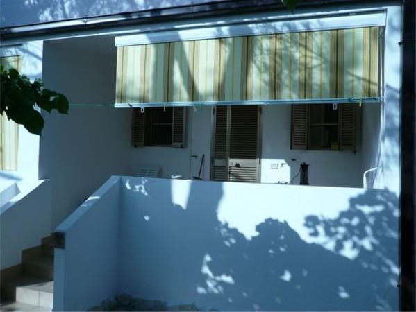 Casa a schiera dotata di aria condizionata in puglia
