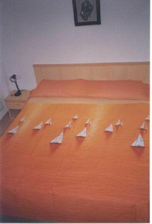 Appartamentino a schiera, vieste, Camera da letto matrimoniale