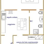 Piantina appartamentini n° 3