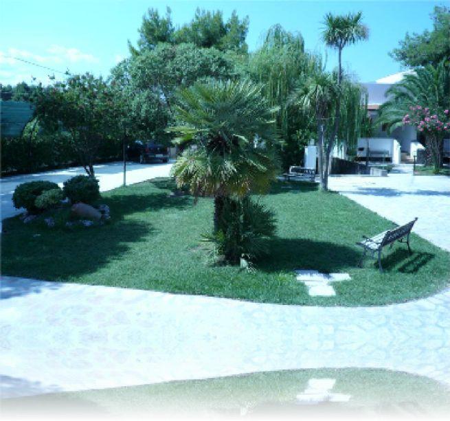 Gargano residence