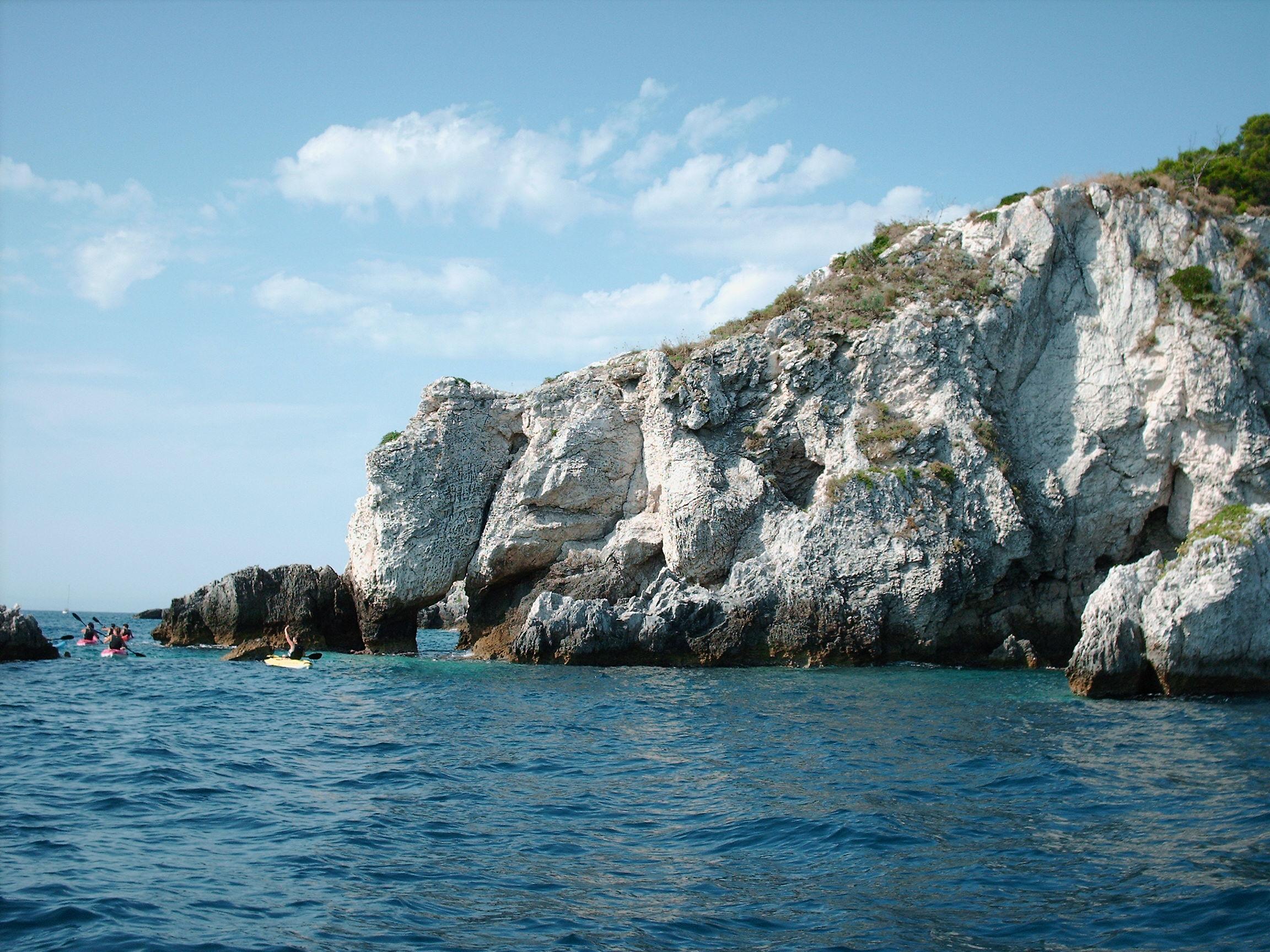 Costa della Puglia, gargano