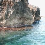 Puglia, costa del gargano a vieste
