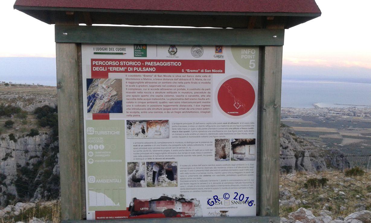 Monte Sant'Angelo Abazia Pulsano
