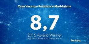 grazie a voi, siamo tra i vincitori del guest review award del 2015