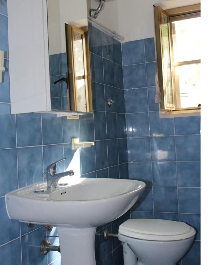 Bagno con doccia gargano residence - Bagno maddalena ...