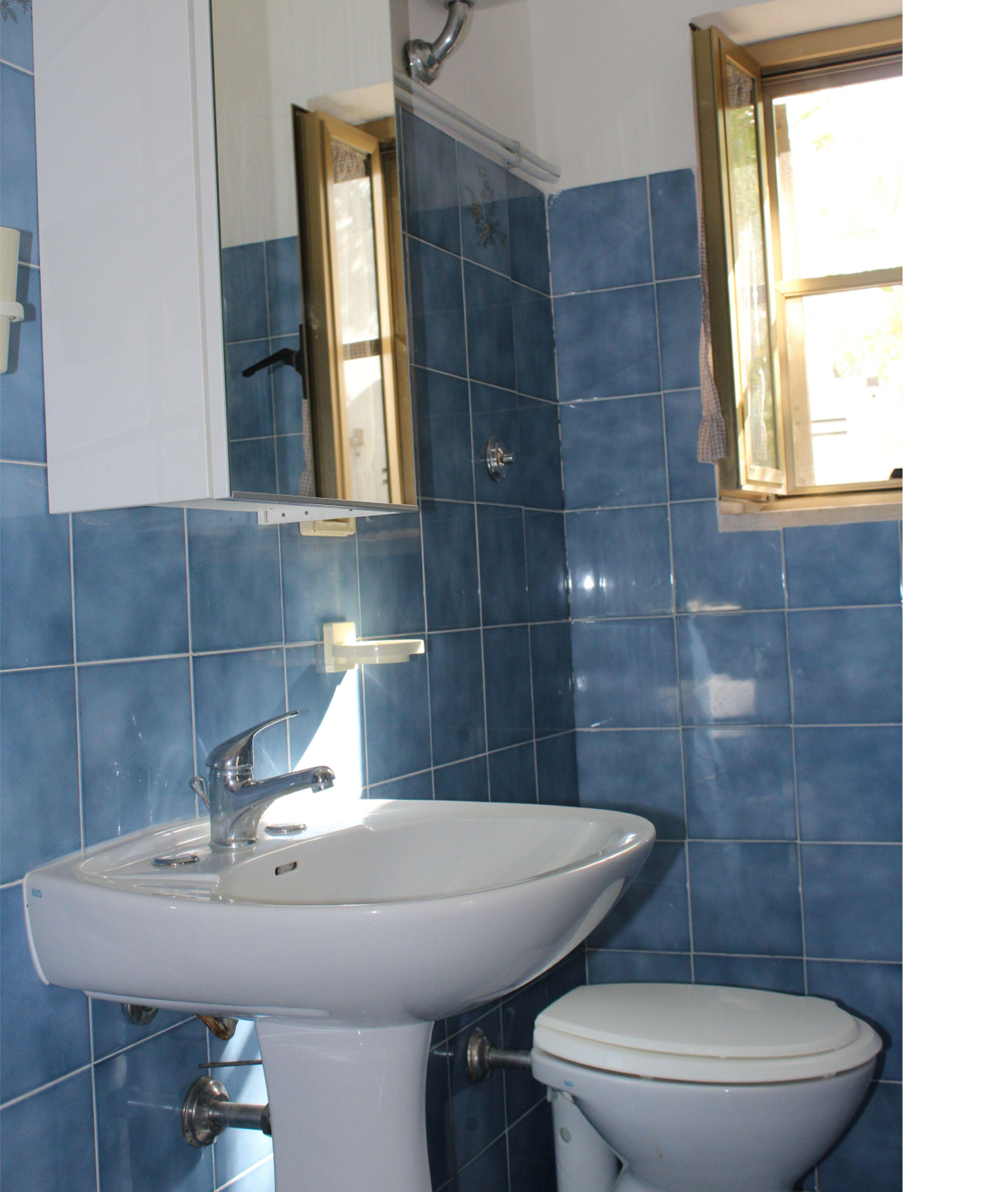 residence maddalena bagno con doccia