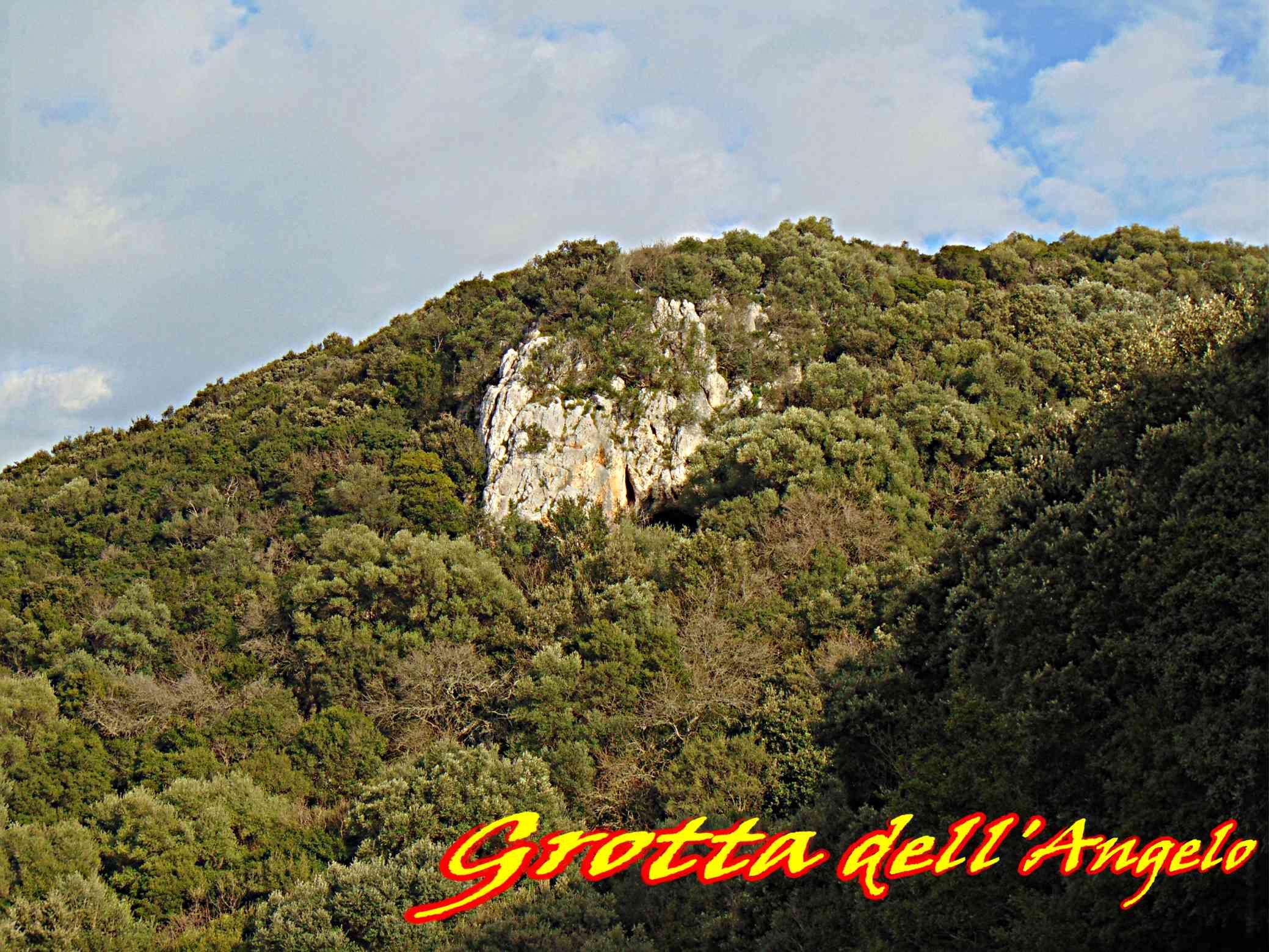 Monte dell'Elio Grotta dell'Angelo