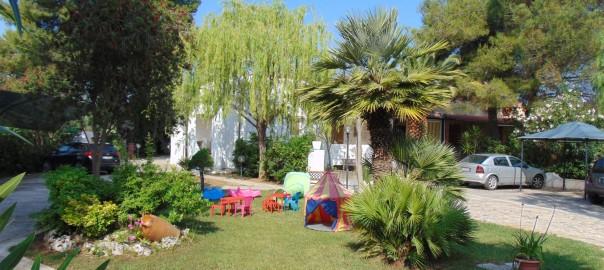 casa vacanze residence maddalena di Vieste, sulla litoranea per Peschici vicino alla spiaggia lunga