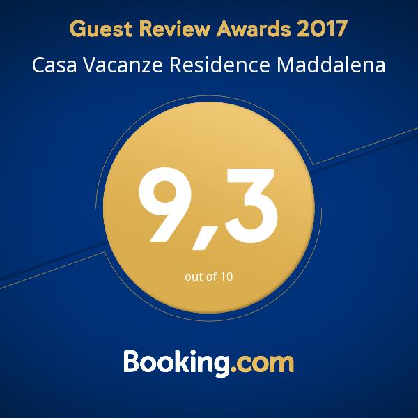 In puglia nel gargano, tra Vieste e Peschici sorgono le case vacanze del residence maddalena. Grazie a Tutti per il Guest Review Award 2017