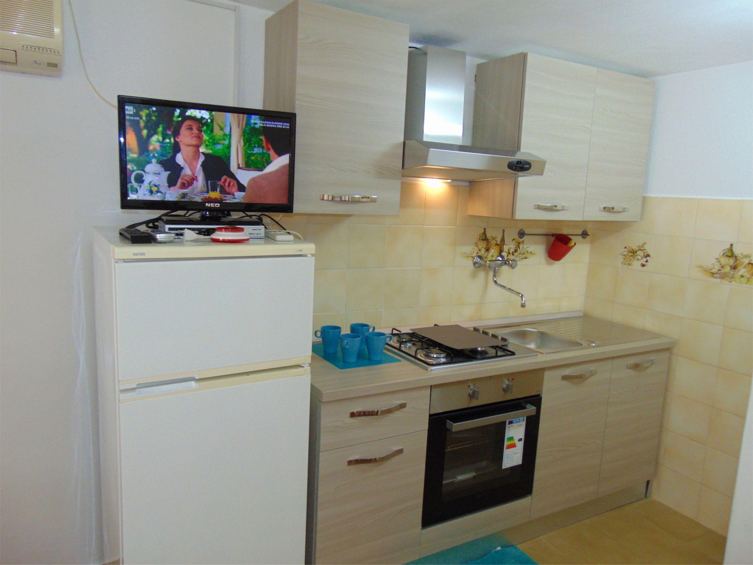 Appartamentino 1 e 2 angolo cottura